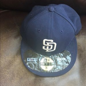 Men's San Diego Padres 7 1/4 Official On Field Cap